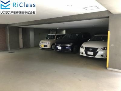 【駐車場】グランパレ神戸ハーバーウエスト