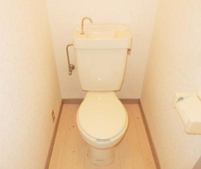 【トイレ】スカイコーポ石塚