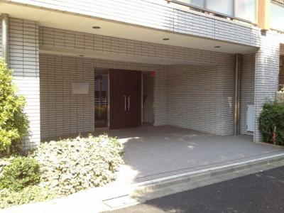 【エントランス】ニューシティアパートメンツ戸越