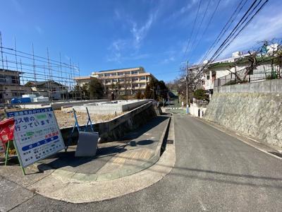 垂水区多聞台4 新築1号地 仲介手数料無料!