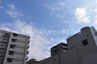 【展望】ランドフォレストエム横浜