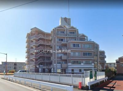 【外観】ベルコート平井 3階 角 部屋 76.33㎡ リ ノベーション済