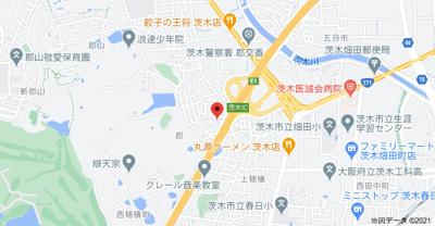 【地図】霜月荘