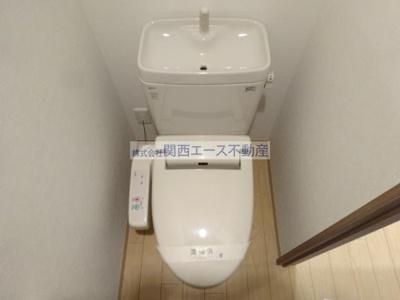 【トイレ】CASSIA住道