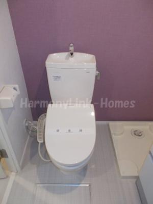 ハーモニーテラス鎌倉Ⅳのトイレ