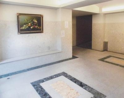 【エントランス】ジェイシティ墨田鐘ヶ淵 7階 角 部屋 2003年築 リ ノベーション