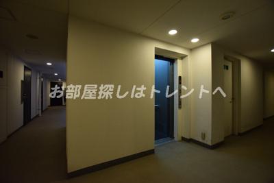 【その他共用部分】レジディア新川