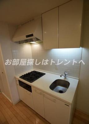 【キッチン】レジディア新川