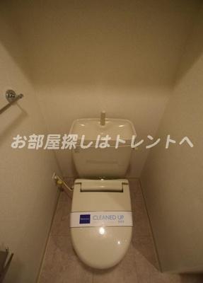 【トイレ】レジディア新川