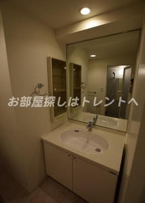 【独立洗面台】レジディア新川