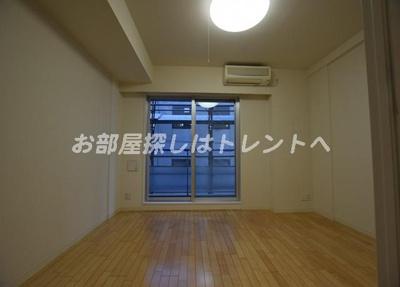 【居間・リビング】レジディア新川