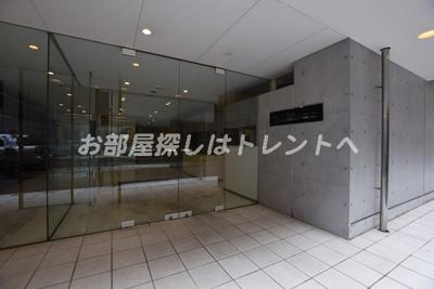 【エントランス】レジディア新川