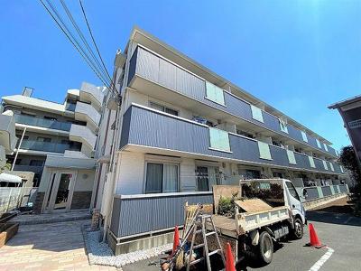 東急東横線「日吉」駅より徒歩圏内!ペットOK♪ワンちゃん・猫ちゃんと一緒に暮らせる3階建てアパートです☆