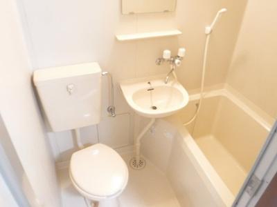 【浴室】ブレーメンサイドT&J