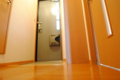 【玄関】ソールズベリー御井