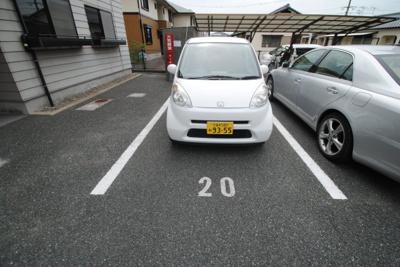 【駐車場】フォブール牟田山B棟