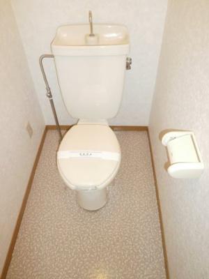【トイレ】モンセリーパレス