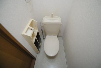【トイレ】サンウイングⅡ
