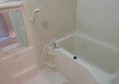 【浴室】レジデンス国分B棟