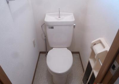 【トイレ】レジデンス国分B棟