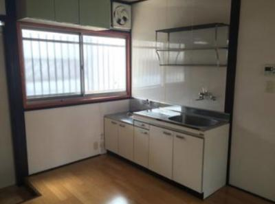 【キッチン】コムレッドハウス
