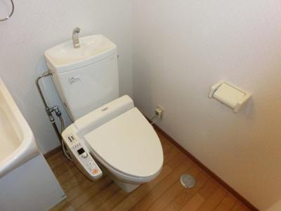 【トイレ】ピーコムコガ