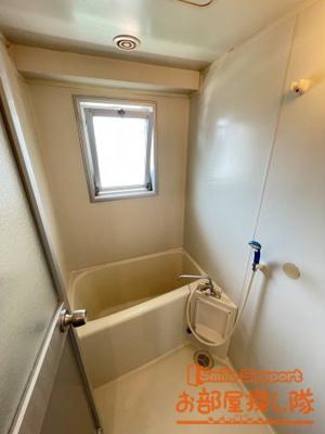 【浴室】サンコーポラスⅢ