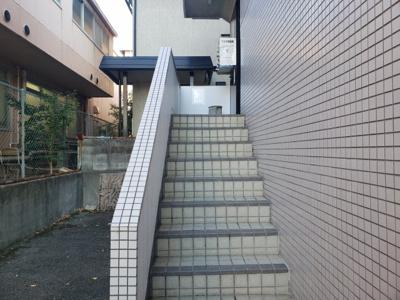階段部分☆神戸市垂水区 プラザ学園南☆