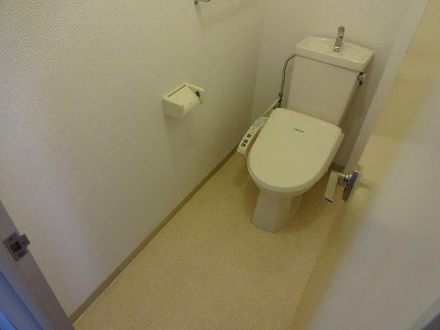 K'sハウス(カズハウス) お手洗い