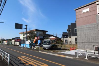 【外観】小平市大沼町-建築条件付売地全15区画