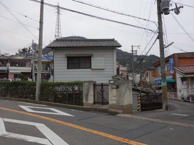【バルコニー】妙法寺池ノ内 貸家