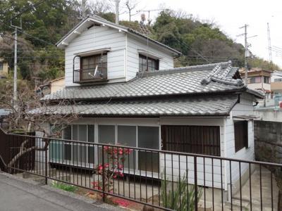 【外観】妙法寺池ノ内 貸家