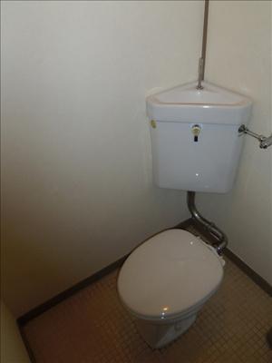 【トイレ】第1コーポ小菅