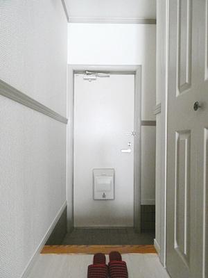 【玄関】グレイスNF
