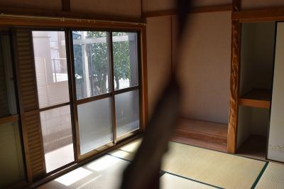 【寝室】栄町1丁目笹井貸家 (株)Roots