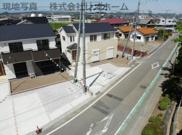現地写真掲載 新築 富岡市中高瀬HT4-3 の画像