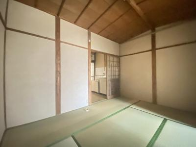 【和室】第5寿コーポ (株)Roots