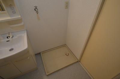 洗濯機置き場 *同タイプ別室の参考写真