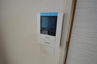 モニター付きインターフォン *同タイプ別室の参考写真