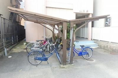 【駐車場】西町ロイヤルマンション (株)Roots