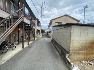 【駐車場】八幡荘