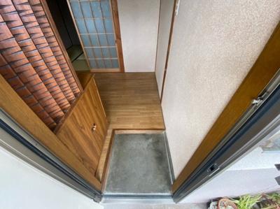 【玄関】八幡荘