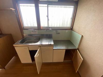 【キッチン】八幡荘