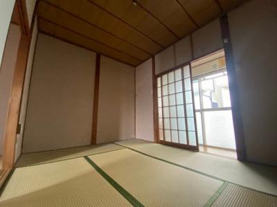 【寝室】八幡荘