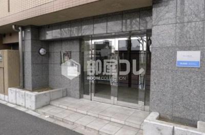 【エントランス】ステージファースト幡ヶ谷