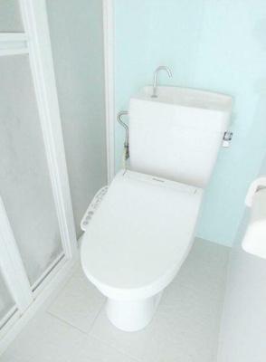 ウォシュレット付きのトイレ(同一仕様)