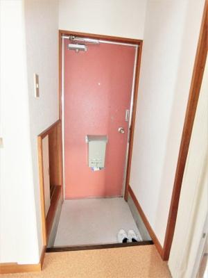 【玄関】パレットハウス