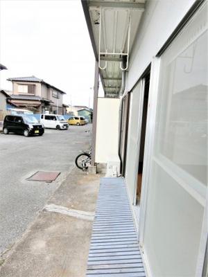 【駐車場】パレットハウス