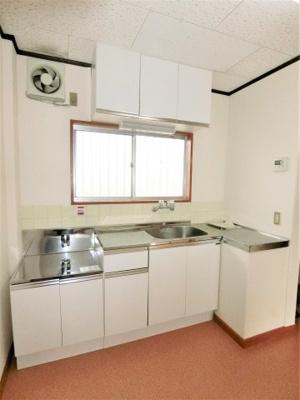 【キッチン】パレットハウス