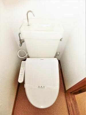 【トイレ】パレットハウス